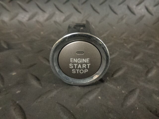 2009 LEXUS IS220D SE-I 4DR SALOON ENGINE START STOP SWITCH 2842A