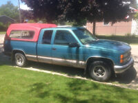 1998 GMC Sierra 1500 Other