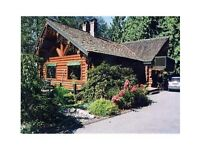 PRIVACY AND TRANQUILITY ~ LOG HOME