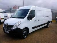 2016 RENAULT MASTER 2.3 LML35 BUSINESS DCI S R P V DRW 1d 125 BHP