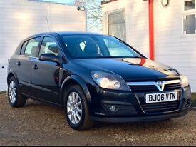 Vauxhall Astra 1.9 CDTi 16v Elite 5dr FULL HEATED LEATHERS + MOT