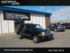 2010 Jeep Commander Sport Leather Loaded