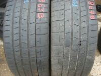 195 55 15 Esa+Tecar , Esa+Tecar,85V, x2 A Pair, 6.1mm (168 High Road, RM6 6LU)