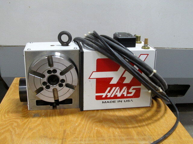 HAAS HRT 160 17 PIN 4th Axis Rotary Table NOS Shopping Bin Search EBay Faster