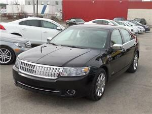 LINCOLN MKZ 2007 TOIT OUVRANT/CUIR/SIEGES VENTILES/CLIMATISATION