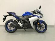 2015 Yamaha YZF-R3 Road Bike 321cc Dandenong Greater Dandenong Preview