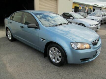 2008 Holden Commodore VE MY08 Omega Blue 4 Speed Automatic Sedan Werribee Wyndham Area Preview