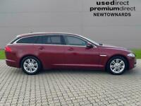 2014 Jaguar XF 2.2D [163] Luxury 5Dr Auto Estate Diesel Automatic