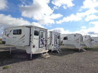 NEW AND USED TRUCK CAMPERS!!!!!