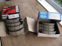 Rear Brake Shoes -Triumph Dolomite