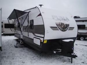 2019 Puma XLE 24FBC Toy Hauler Travel Trailer- 12' garage area