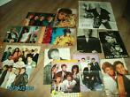 Posters jaren 80 oa wham, a-ha, sting, u2, dolly dots ea
