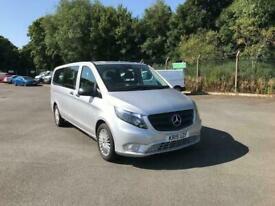 Mercedes-Benz Vito 119 Bluetec Tourer Select 7-Gtronic 9 Seats Euro 6 (2019)