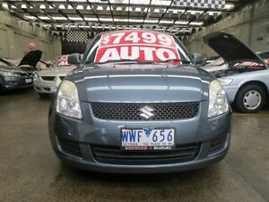 2008 Suzuki Swift EZ 07 Update 4 Speed Automatic Hatchback Mordialloc Kingston Area Preview