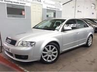 """Audi A4 1.8 T S Line 4dr S LINE + LIMITED EDITION + 18"""" ALLOYS + S LINE BODYKIT"""