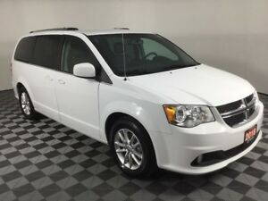 2018 Dodge Grand Caravan SXT Premium Plus w/DVD, NAVIGATION, PWR