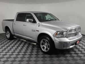 2015 Ram 1500 ECODIESEL/LEATHER/HEATED&COOLED SEATS
