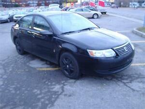 2007 Saturn Ion Sedan Ion Gas Saver !