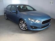 2016 Ford Falcon FG X XR6 Blue 6 Speed Sports Automatic Sedan Mount Gambier Grant Area Preview