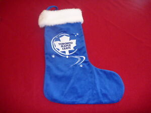 Toronto Maple Leaf Christmas Stocking