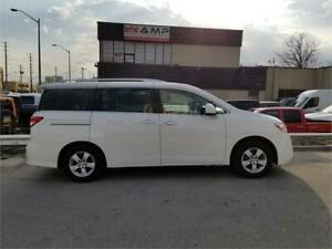 2011 Nissan Quest 3.5L AUTO, POWER DOORS, CVT, Kys, Rear cam