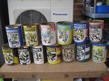 AFL AUSTRALIA RULE TEAM LARGE COLLECTION 13 TIN SALE AS IS Isaacs Woden Valley Preview