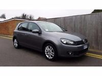 2012 Volkswagen Golf HIGHLINE 1.6 TDI DSG LHD 5dr ITALIAN REGISTERED