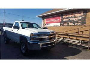 2015 Chevrolet Silverado 2500HD WTN ****ONLY 100KM****