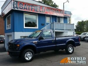 2008 Ford Super Duty F-250 Reg Cab 4x4 **Diesel/Power Group/Crui