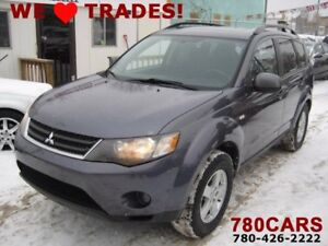 2007 Mitsubishi Outlander LS - GREAT ON GAS - WE DO TRADES