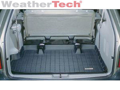 WeatherTech Trunk Cargo Liner for Town & Country/Grand Caravan/Voyager - Black