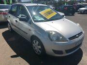 2006 Ford Fiesta WQ LX Silver Automatic Hatchback Lidcombe Auburn Area Preview
