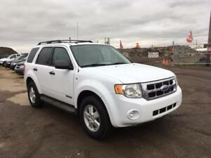 2008 Ford Escape XLT Limited - 3MTH WARRANTY! CALL 780-292-0313