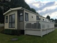 Luxury Static Caravan for sale in North Wales- Snowdonia-Private Sale includes site fees and decking