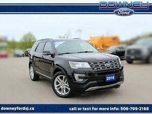 2016 Ford Explorer XLT 4X4 LEATHER PWR EVERYTHING