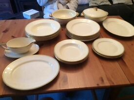 24 piece Wedgewood dinner set
