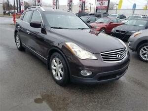 2009 INFINITI EX35, AWD, CAM, CUIR, TOIT, MAGS, BLUTHOOT, 3.5L