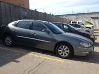 2005 Buick Allure CXL Sedan - Certified and E-Tested