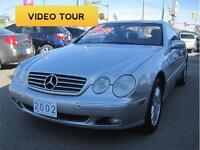 2002 Mercedes-Benz CL-Class Coupe • 122,000 KM • | LOADED |