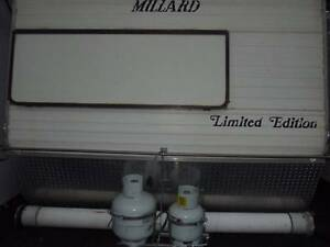 #1831 Millard 18' F/kitchen Island bed Roof Air/Con, 12 rego Penrith Penrith Area Preview