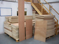 PLYWOOD OFF CUTS - HIGH QUALITY FROM 20p