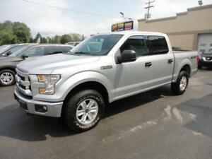 Ford F-150 2017 SuperCrew-XLT-5.0V8-4X4-BT-Cruise a vendre