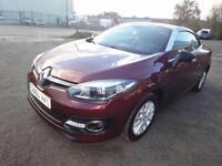 LHD 2014 Renault Megane Coupe Cabriolet 1.2 TCe (130) Petrol 2 Door. SPANISH REG