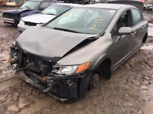 2008 Honda Civic just in for parts at Pic N Save!