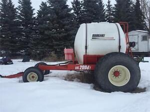 2002 BOURGAULT LFC2000T AIR SEEDER ATTACHMENT