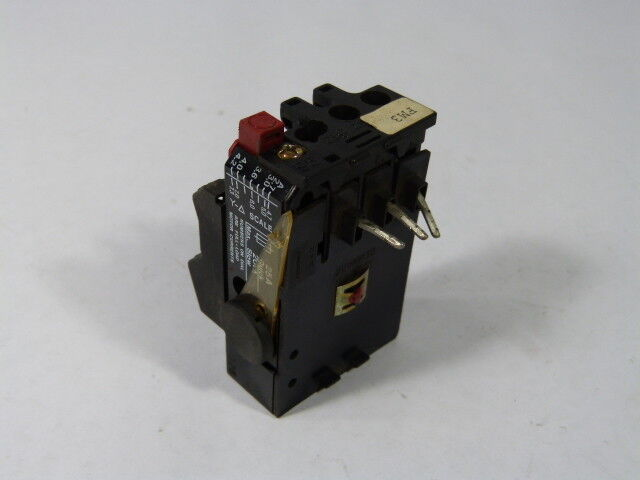 Danfoss TI-16C-047H020800 Thermal Overload Relay 2.7-4.2/4.7-7.3amp  USED
