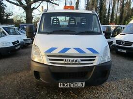 2009 iveco daily ALLOY PICK UP DROP SIDE NO VAT