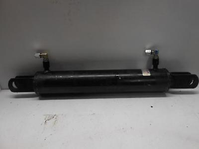 Used Hydraulic Cylinders Tie-rod 3000psi 1-34 Shaft 18 Stroke -23j9