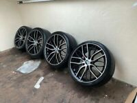 BMW M Performance Style Alloys alloy wheel 19 inch