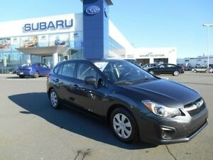 2013 Subaru 2.0I Hatchback Subaru factory warranty! All Wheel dr